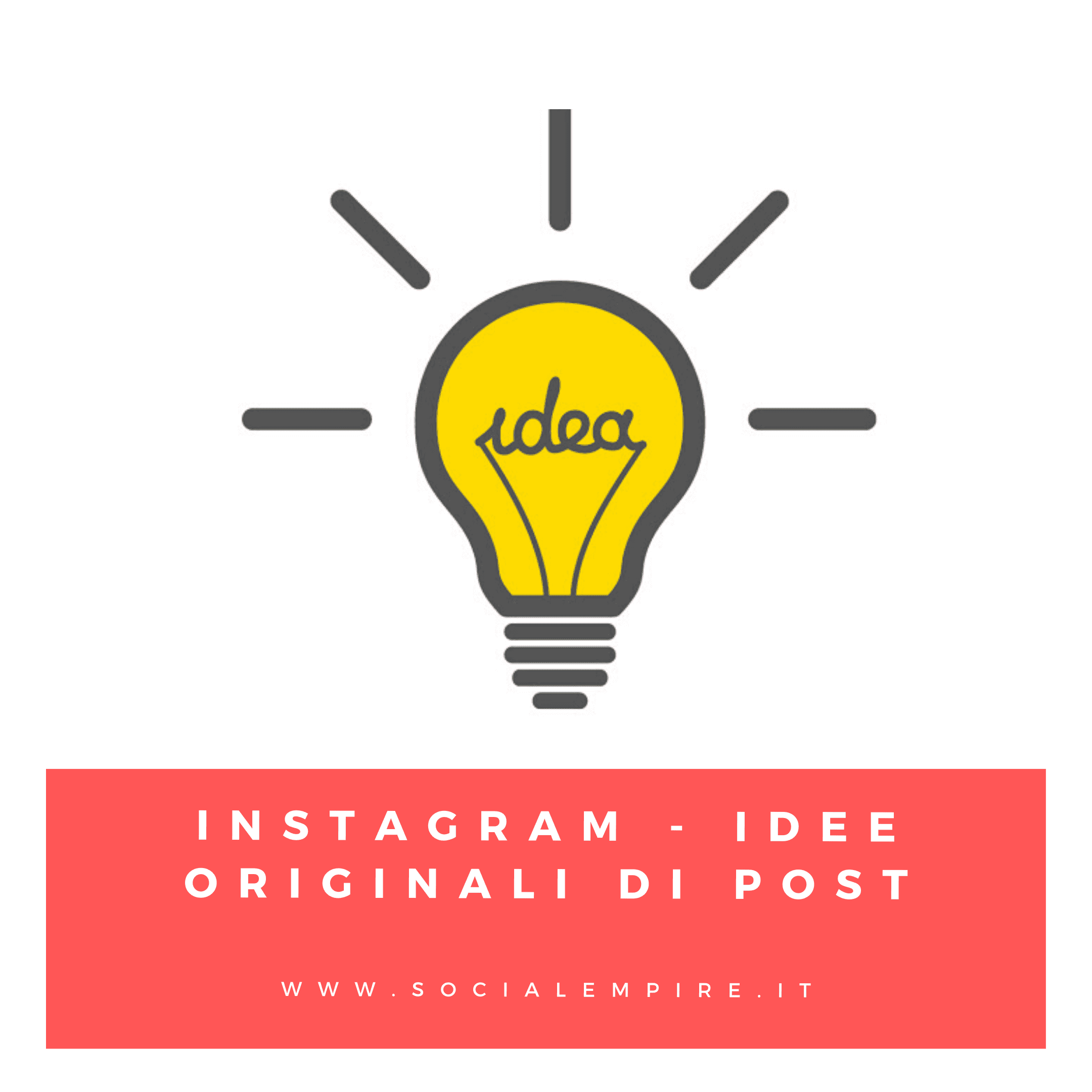 instagram idee di post