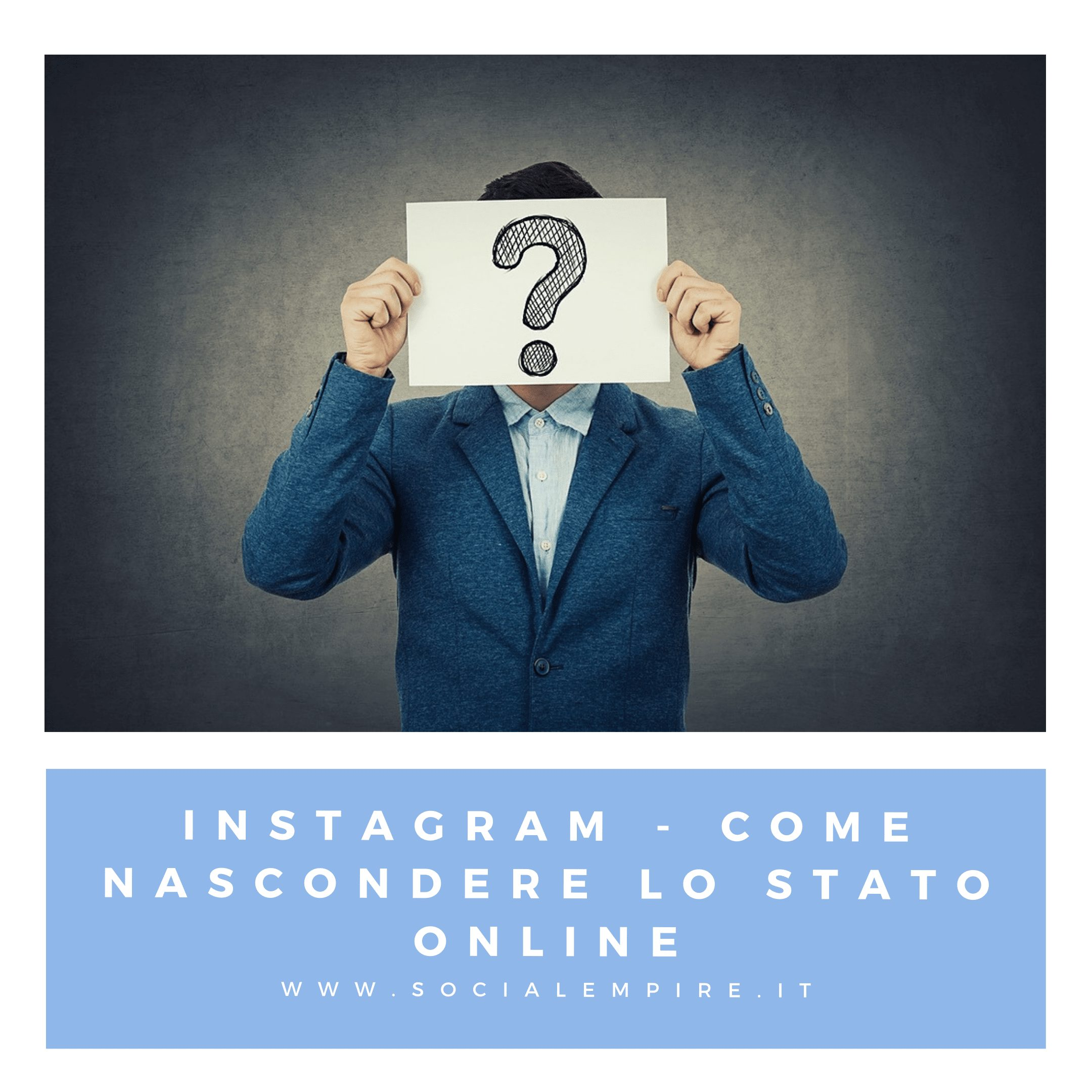 Come nascondere lo stato online su Instagram(