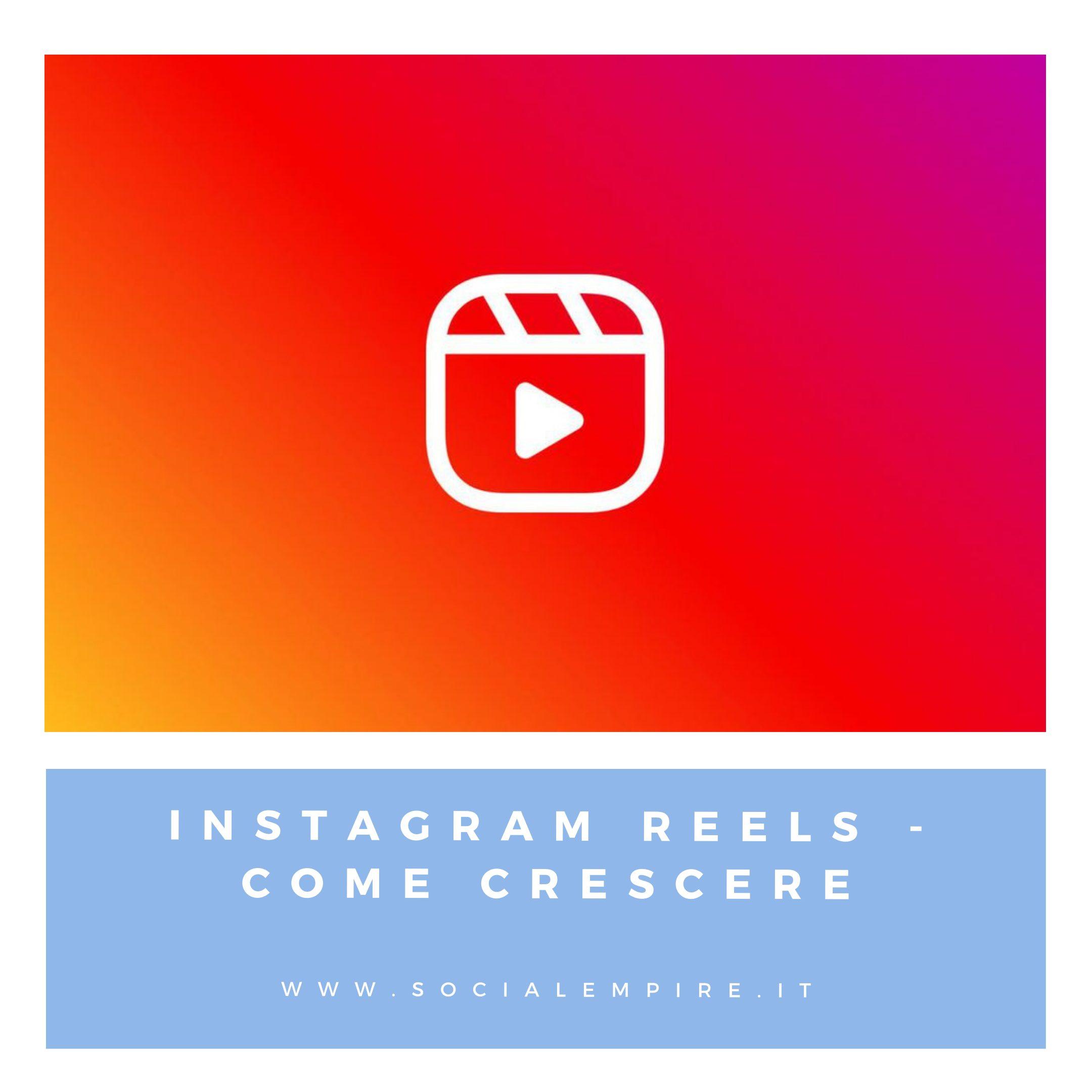 Instagram Reels guida
