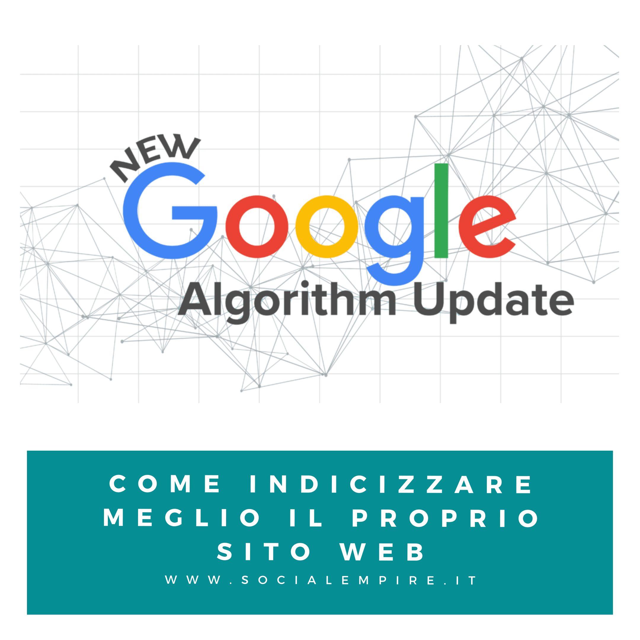 Come sfruttare l'algoritmo di Google